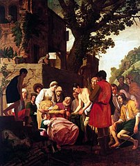 Jacob is shown Joseph's Bloody Cloak