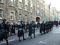 Clansmen in the Canongate - geograph.org.uk - 1414264.jpg