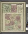 Clarendon (Village); Kenyonville (Village); Clarendon (Township); Clarendon Business Notices. NYPL1602513.tiff