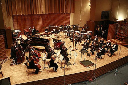Cleveland Chamber Symphony 4-09-2006