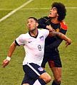 Clint Dempsey and Marouane Fellani USA vs Belgium 2013.jpg
