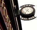 Clock, Randalstown - geograph.org.uk - 1624326.jpg