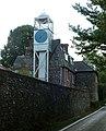 Clock House, High Elms Road, BR6 - the clock - geograph.org.uk - 55503.jpg