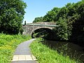 Clogger Bridge 138, Leeds and Liverpool Canal, Brierfield - geograph.org.uk - 842704.jpg
