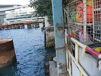 Fenwick Pier - Demolished Fenwick Pier