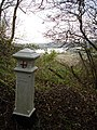 Coal tax post number 19 with view of Lee Valley beyond. - geograph.org.uk - 77950.jpg