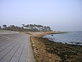 Coastal defences and beach at Lepe - geograph.org.uk - 24973.jpg