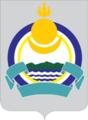 Coat of Arms of Buryatia (Buriatia).png