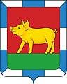 Coat of Arms of Chastoozerskij selsovet.jpg