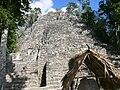 Cobá - Pyramide Iglesia 2.jpg