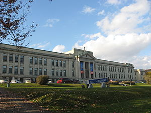 Marianopolis College - Marianopolis College at new location
