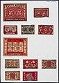 Collectie NMvWereldculturen, TM-6477-101, Etiketten van luciferdoosjes, 1900-1949.jpg