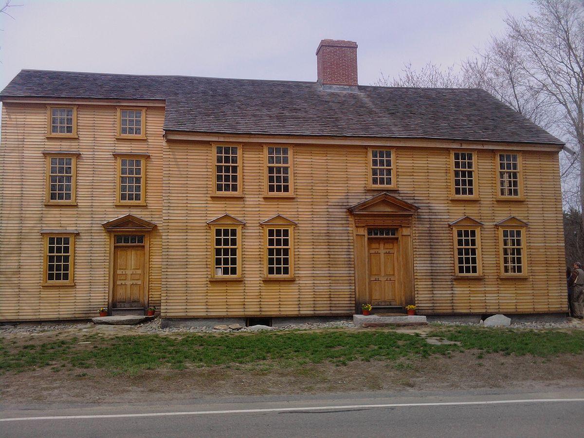 Col. James Barrett Farm - Wikipedia