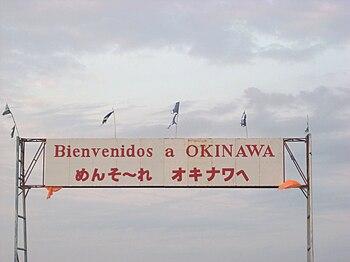 Colonia Okinawa