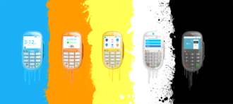 Tappr - Tappr Card Reader color options