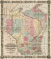 Colton's township map of the State of Wisconsin LOC 2018588058.jpg