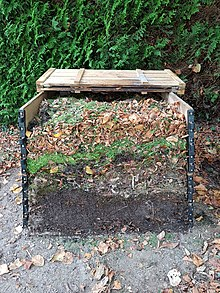 bac de jardinage