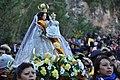 Con la Virgen del Quinche (Ecuador) en Torreciudad 2017 - 008 (38503943571).jpg