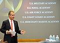 Congressman Mario Diaz-Balart addresses school students, parents and ROTC and Civil Air Patrol Cadets during Service Academy Day.jpg