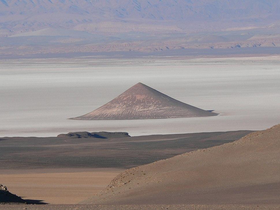 Cono de Arita, Salar de Arizaro (Argentina)