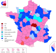 Conseils généraux 2011
