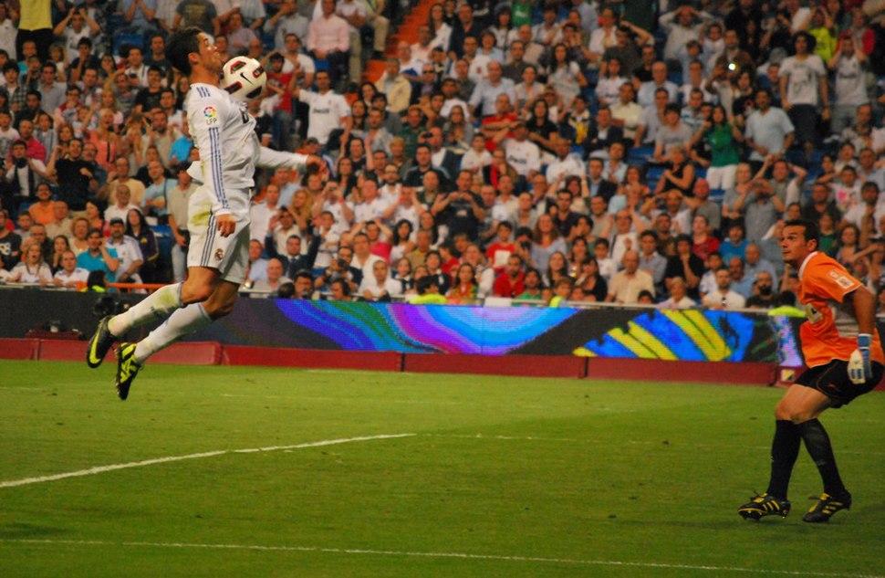 Contr%C3%B4le de Cristiano Ronaldo