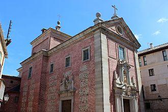 Convento de la Purísima Concepción, Toledo - Convento de la Purísima Concepción