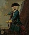 Cornelis Troost - Gerrit Sichterman (1688-1730). Generaal kwartiermeester der cavalerie, kolonel van het regiment infanterie Oranje-Groningen, commandant van Grave - SK-A-4200 - Rijksmuseum.jpg