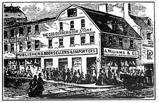 Old Corner Bookstore Wikipedia