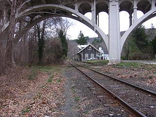 Cornwall Bridge bridge in Connecticut
