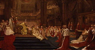 Coronation of King Edward VII and Queen Alexandra