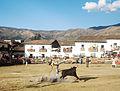 Corrida de Toros en Chacas 2011.jpg