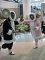 Cosplayers of Ice Climbers at Anime Expo 20110702.jpg