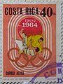 Costa Rica Olympics Tokyo 1964 (21933754624).jpg