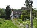 Cottage at Upper Tundridge Farm, Suckley - geograph.org.uk - 813400.jpg