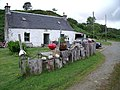 Cottage near Caisteal Camus, Isle of Skye - geograph.org.uk - 1680182.jpg