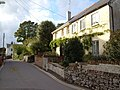 Cottages on Church Road, Lympstone - geograph.org.uk - 264658.jpg