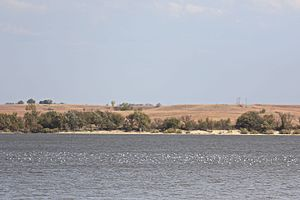 Council Grove Lake - Image: Council Grove Lake, Morris County, Kansas