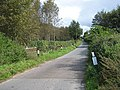 Country road heading east - geograph.org.uk - 948179.jpg