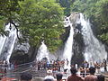 Courtallam Five Falls Tirunelveli District.JPG