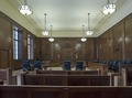 Courtroom, United States Courthouse, Davenport, Iowa LCCN2010719157.tif