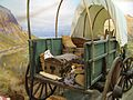 Covered wagon at National Frontier Trails Museum.jpg