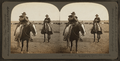 Cowboys on the range--an autumn beef roundup, Montana, U.S.A, by Keystone View Company 2.png