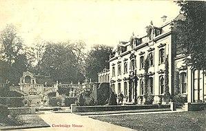 Cowbridge House - Cowbridge House on a 1905 postcard.