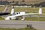Cozy MK IV (VH-BRN) at Wagga Wagga Airport (1).jpg