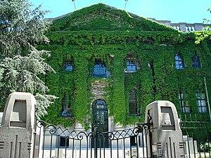 Larrañaga, Montevideo - The Crandon Institute