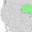 Crataegus succulenta range map 1.png