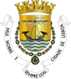 Wappen von Lissabon