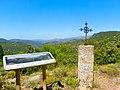 Creu i mirador a la carretera d'Arbolí - panoramio.jpg
