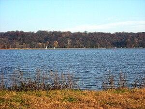 Creve Coeur Lake Memorial Park - Image: Creve Coeur park